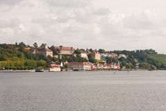 Meersburg at Lake Constance, Germany Stock Photo