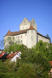 Meersburg na Jeziornym Constance, Niemcy Obrazy Stock