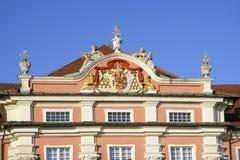 Meersburg na Jeziornym Constance, Niemcy Obrazy Royalty Free