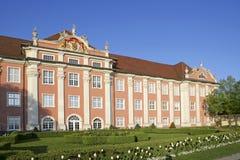 Meersburg na Jeziornym Constance, Niemcy Obraz Royalty Free
