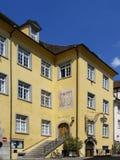 Meersburg na Jeziornym Constance, Niemcy Zdjęcia Royalty Free