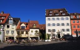 Meersburg Old Town Stock Photos