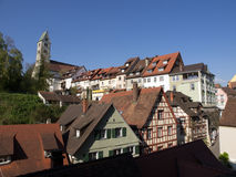 Meersburg Old Town Stock Images