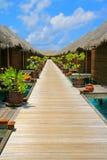 Meeru Island Royalty Free Stock Photography