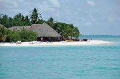 Meeru Island View Stock Image