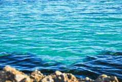 Meerwasser Lizenzfreies Stockbild