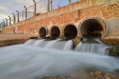 Meerwasserbehandlung Lizenzfreie Stockfotos