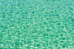 Meerwasserbeschaffenheit Stockfotos