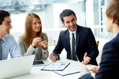 Free Meeting Stock Photography - 32734472