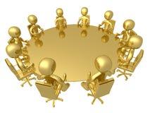 Meeting Stock Image