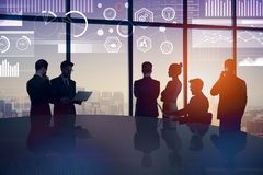 Free Meeting And Success Concept Royalty Free Stock Photo - 121862295