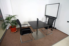 Meeting area Royalty Free Stock Photography