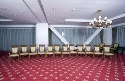 Meeting area Stock Photo