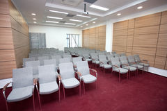 Meeting area Royalty Free Stock Photo