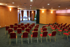 Meeting area. A meeting area in a hotel Stock Images