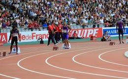 Free MEETING AREVA, Paris IAAF Diamond League Stock Image - 56253911