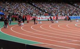 Free MEETING AREVA, Paris IAAF Diamond League Royalty Free Stock Photos - 56287708