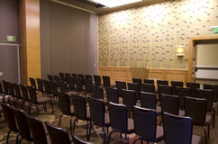 Meeting conference room Royalty Free Stock Photo