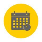 Meeting Deadlines icon Stock Photo