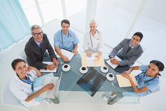 Meeting of doctors Royalty Free Stock Images