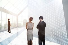 Meeting and employment concept Stock Photography