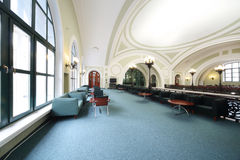 Meeting hall in Commerce and Industrial chamber of Russia Royalty Free Stock Images