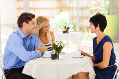 Meeting in law Royalty Free Stock Image