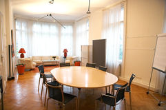 Meeting and living room Stock Images