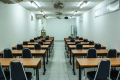 Meeting modern conference room interior Royalty Free Stock Photo