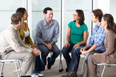Free Meeting Of Support Group Stock Photos - 31168373