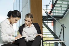Meeting preparations Royalty Free Stock Photography