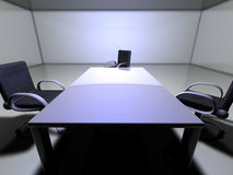 Meeting Room 1 Royalty Free Stock Photography
