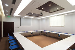 Meeting room. Here is one fashion company meeting room Stock Photography