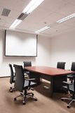 Meeting room. Here is one fashion company meeting room Stock Photo