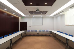 Meeting room. Here is one fashion company meeting room Royalty Free Stock Photography