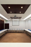 Meeting room. Here is one fashion company meeting room Royalty Free Stock Images
