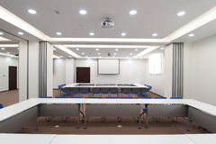 Meeting room. Here is one fashion company meeting room Stock Images