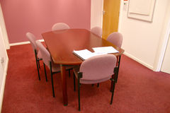 Meeting Room 2 Royalty Free Stock Image