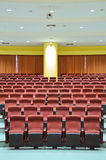 Meeting room. Fully equipped modern meeting rooms are beautiful stock photography
