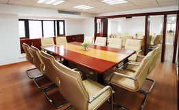 Meeting room Royalty Free Stock Photos