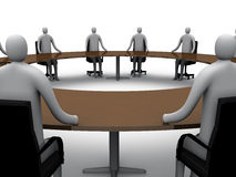 Meeting room #6 Royalty Free Stock Photo