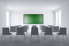 Meeting room with board Royalty Free Stock Photography