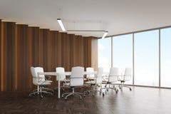 Meeting room corner Royalty Free Stock Image