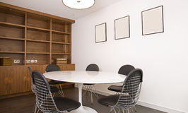 Meeting Room or Dining Room Royalty Free Stock Photo