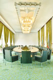 Meeting room in Independence Palace Royalty Free Stock Image