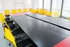 The meeting room interior Royalty Free Stock Photography