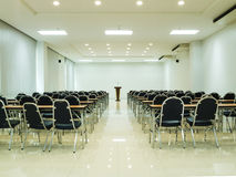 Meeting Room. Medium size in organization stock photo