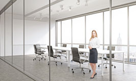 Meeting room in office Stock Photography