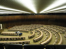 Meeting Room of UN Stock Photography