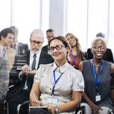 Meeting Seminar Conference Audience Training Concept Royalty Free Stock Photography